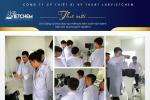 Đăng ký khóa đào tạo miễn phí kiểm soát mầm bệnh trên tôm tại phòng thí nghiệm