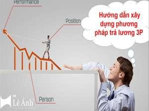 Hướng dẫn xây dựng phương pháp trả lương 3P