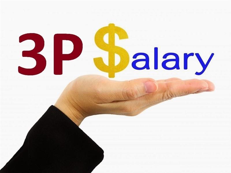Xây dựng phương pháp trả lương 3P