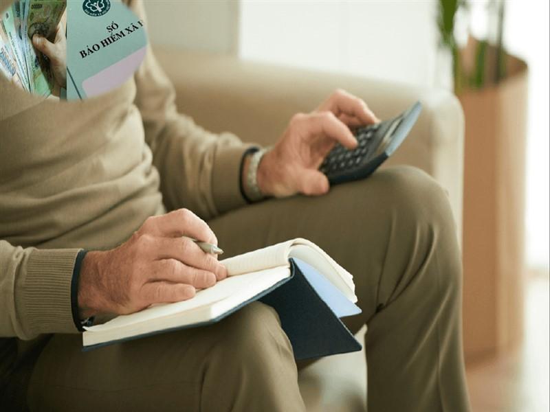 Lương hưu theo mức bình quân thu nhập tháng đóng BHXH