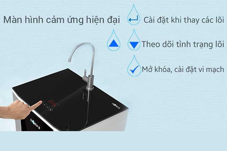 karofi k9iq 2.0 cảm ứng hiện đại