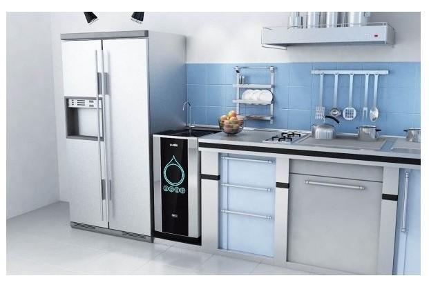 Máy lọc nước thông minh K8IQ-2 được lắp đặt tại gia đình