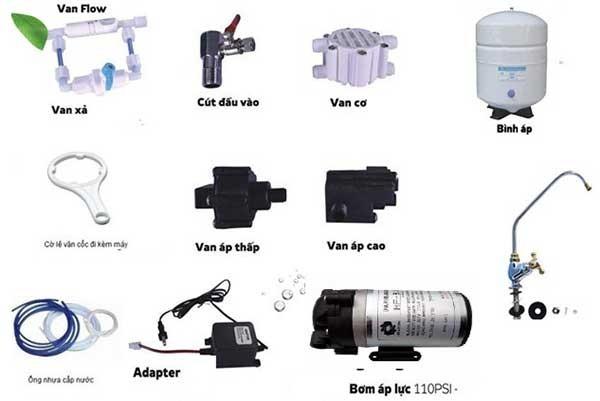Máy lọc nước karofi 8 cấp n e118