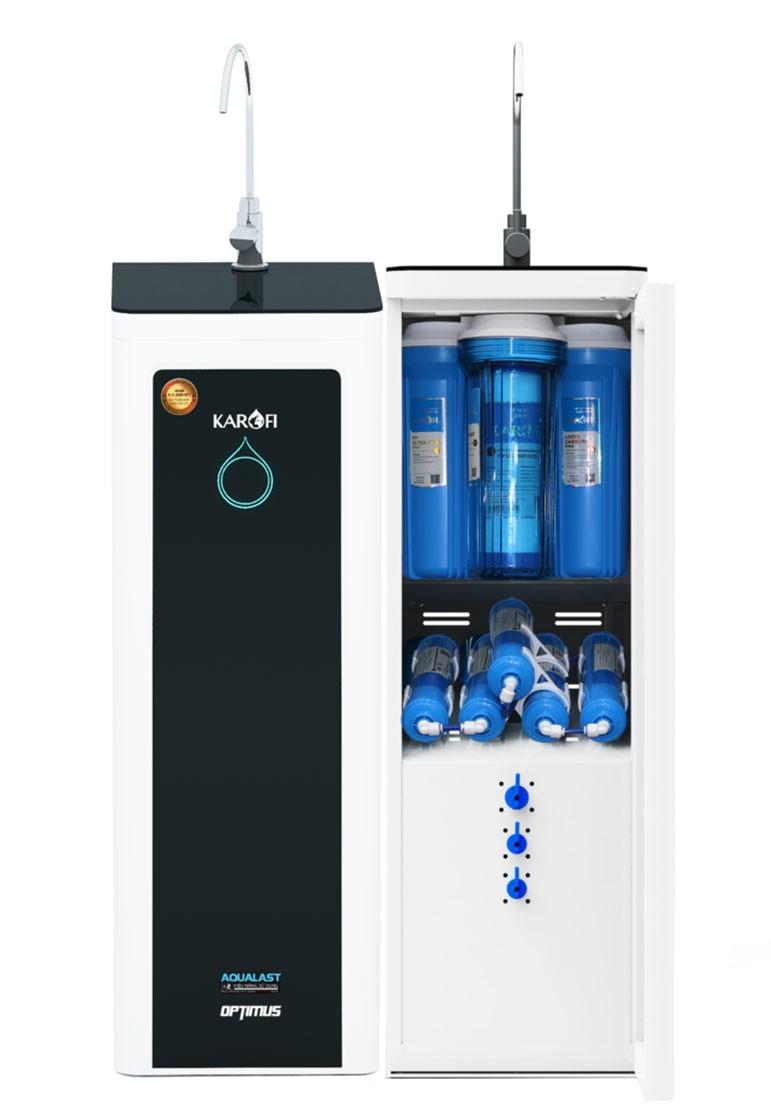 Hình ảnh Máy lọc nước karofi 8 cấp optimus o s128