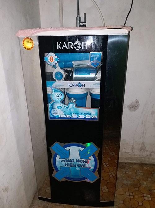 Máy lọc nước karofi k8i 1