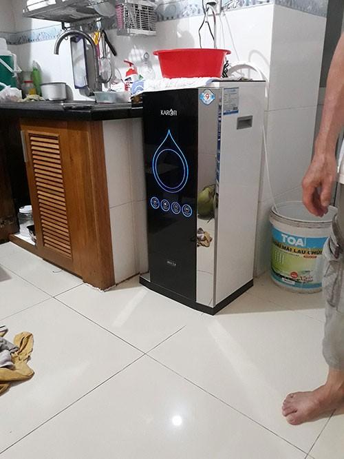 Hình ảnh máy lọc nước karofi k9iq 2a từ người dùng