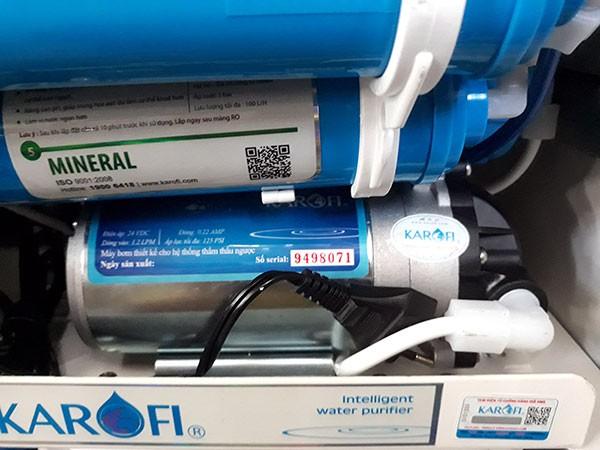 Bơm Máy lọc nước karofi k9iq 2a