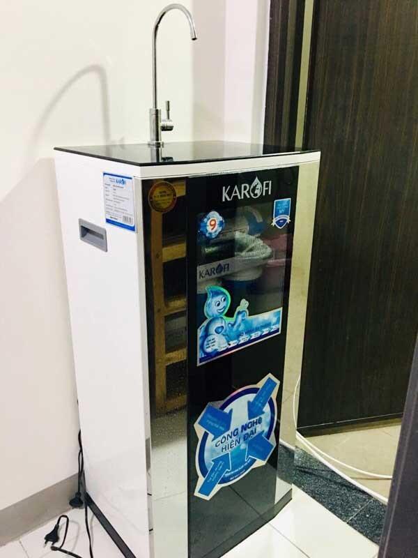 Ảnh máy lọc nước Karofi KSI90-A của người dùng