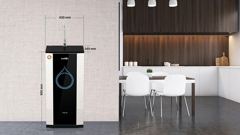 Hình ảnh máy lọc nước Thetis KSP90
