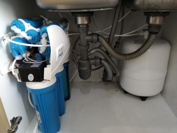Ảnh máy lọc nước Karofi KT-K9I-1A của người dùng