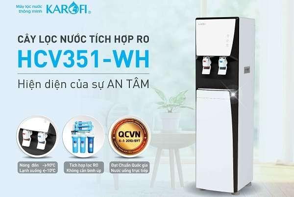 karofi hcv351 wh chất lượng hàng đầu