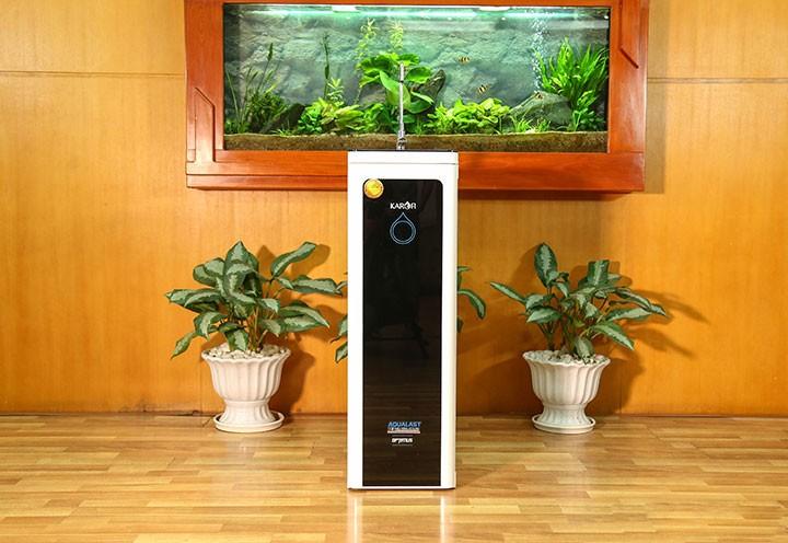 Hình ảnh Máy lọc nước karofi optimus o i229 u