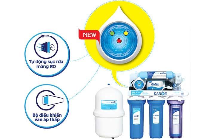 Tìm hiểu đèn báo máy lọc nước
