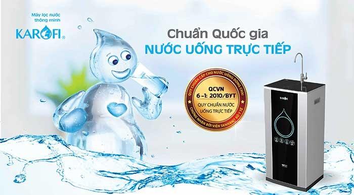 Máy lọc nước karofi của nước nào