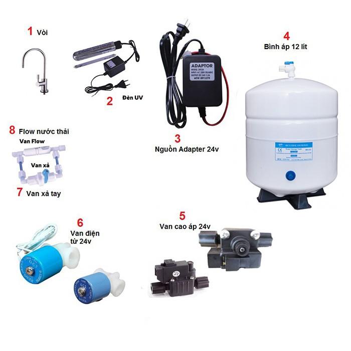 Linh phụ kiện máy lọc nước