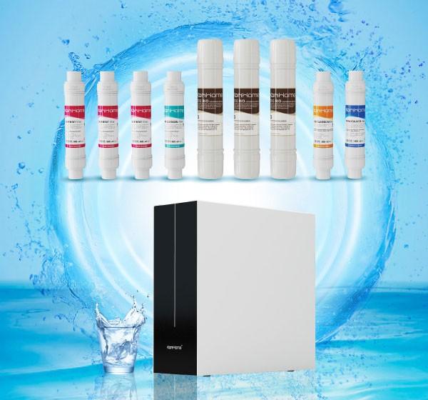 máy lọc nước K-book K93 mang lại hiệu quả lọc cao