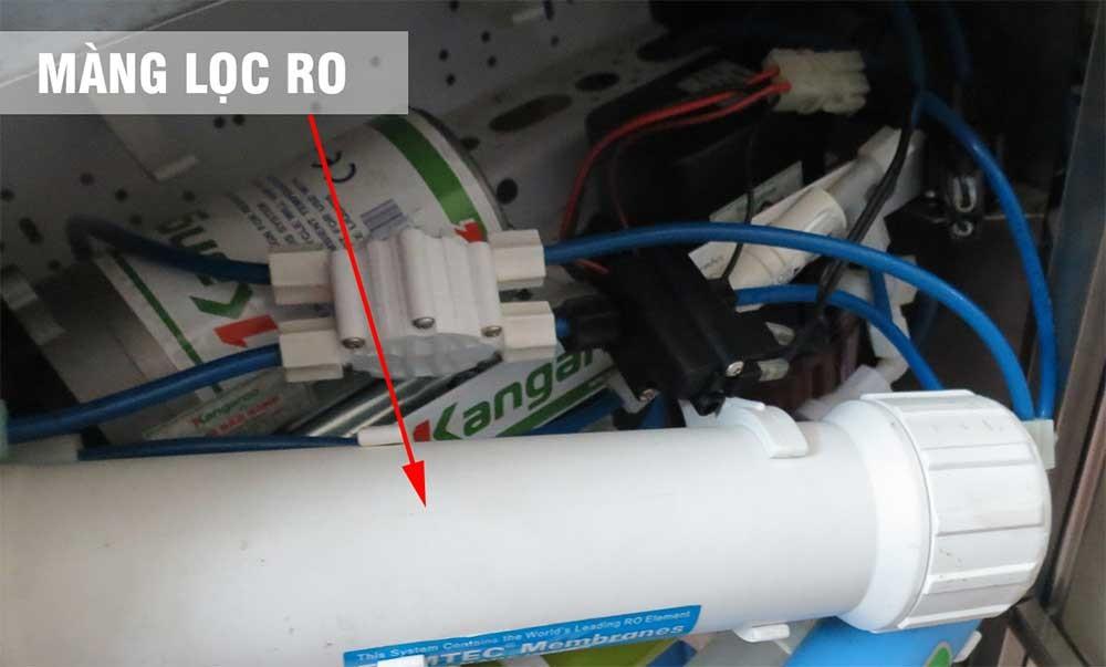 Nguyên nhân máy lọc nước ra nhiều nước thải