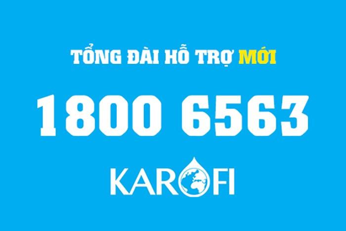 Số tổng đài karofi
