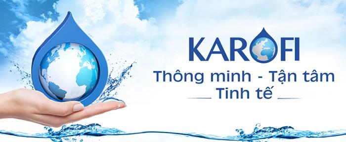 Karofi tổng đài máy lọc nước