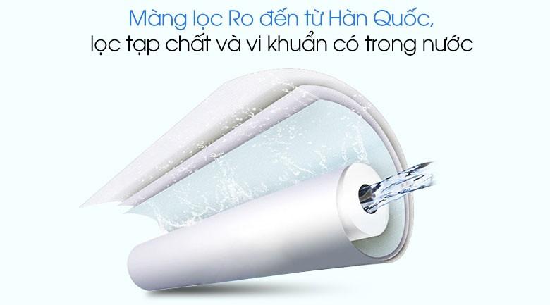 Công nghệ lọc RO của máy lọc nước