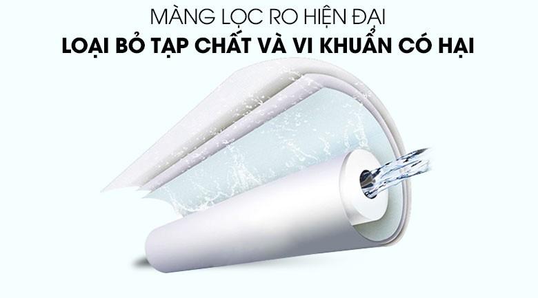 Máy lọc nước RO WPK-606-LITE tích hợp công nghệ lọc RO