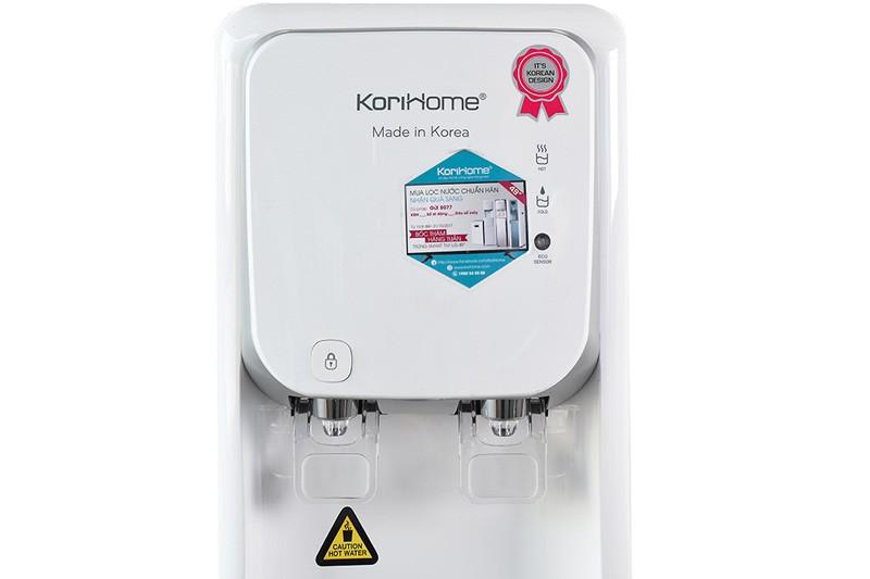 Hệ thống làm nóng lạnh nước của Máy lọc nước KoriHome WPK-816