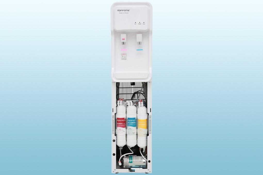 Hệ thống lõi lọc máy lọc nước korihome WPK 813