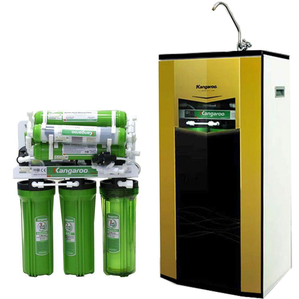 Có nên mua máy lọc nước kangaroo không - Có nên dùng máy lọc nước Karofi