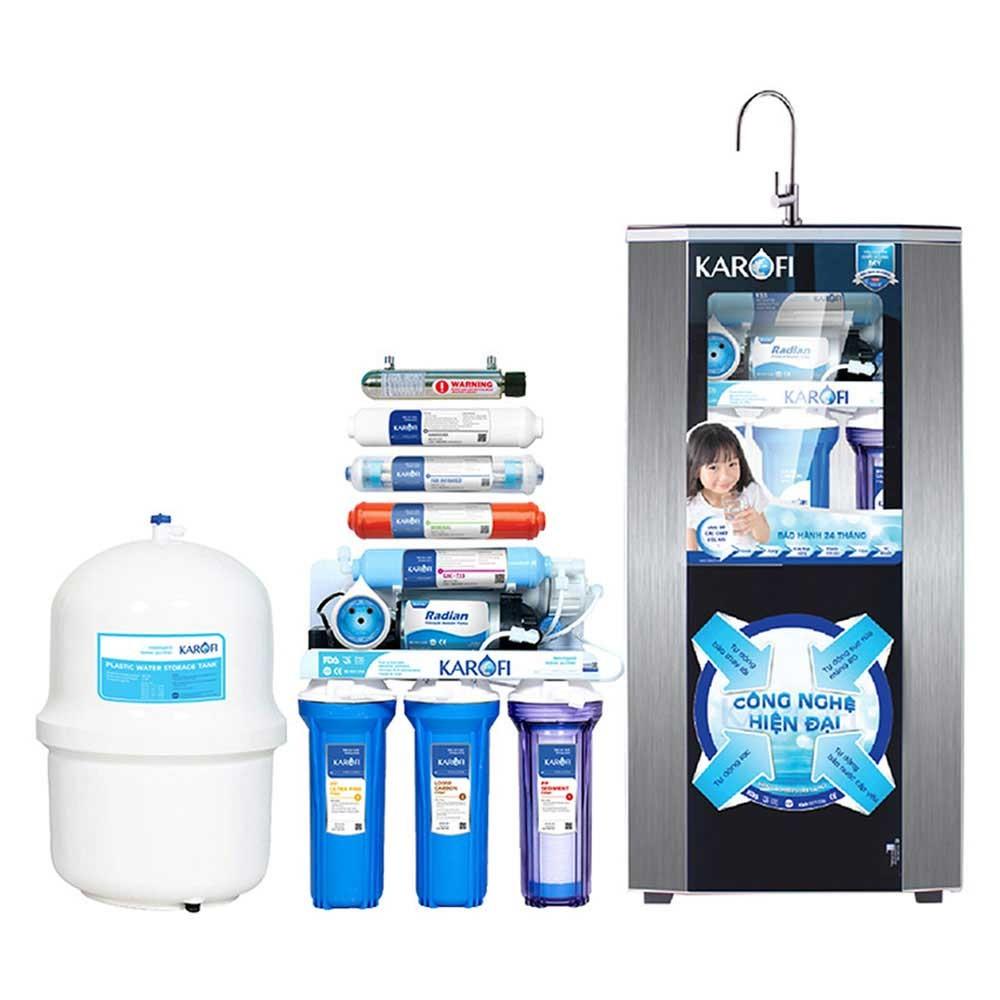 Có nên dùng máy lọc nước Karofi