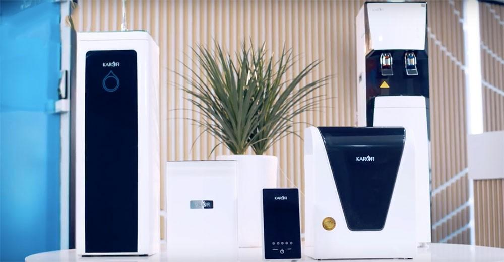 Hình ảnh máy lọc nước karofi -  Có nên dùng máy lọc nước Karofi