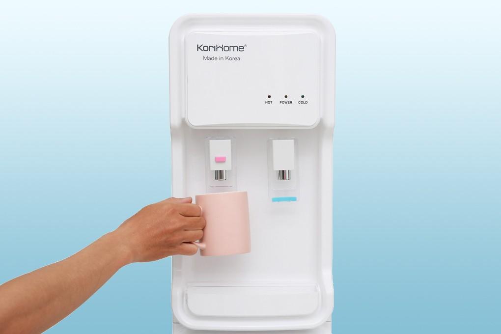 Vòi lấy nước máy lọc nước korihome WPK 813