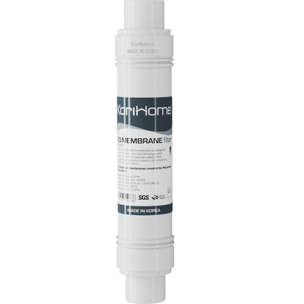 máy lọc nước tích hợp nóng lạnh KoriHome WPK-910 được tích hợp màng lọc RO