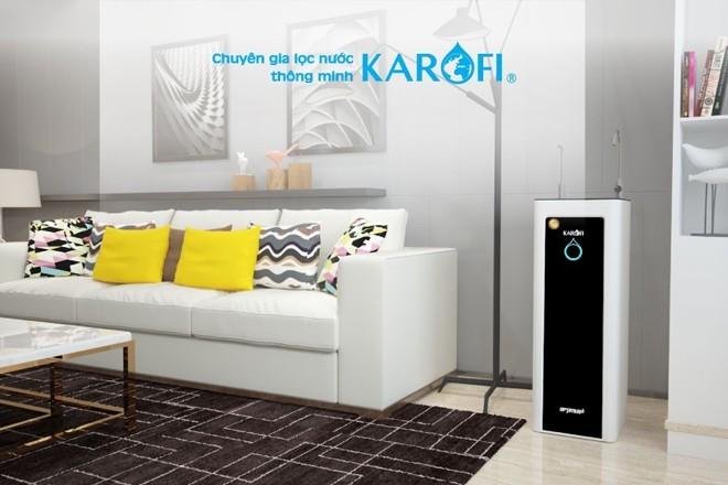 Ảnh sản phẩm máy lọc nước Karofi