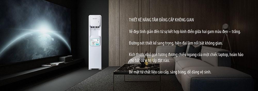Thiết kế của máy lọc nước nóng lạnh KoriHome WPK-906