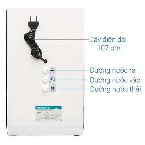 Hệ thống bơm máy lọc nước korihome wpk 606