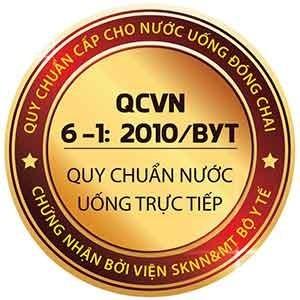 Chứng nhận QCVN 01:2009/BYT