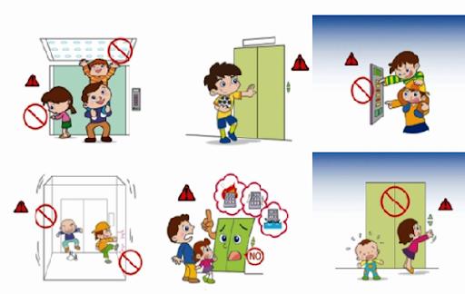 an toàn thang máy là thế nào