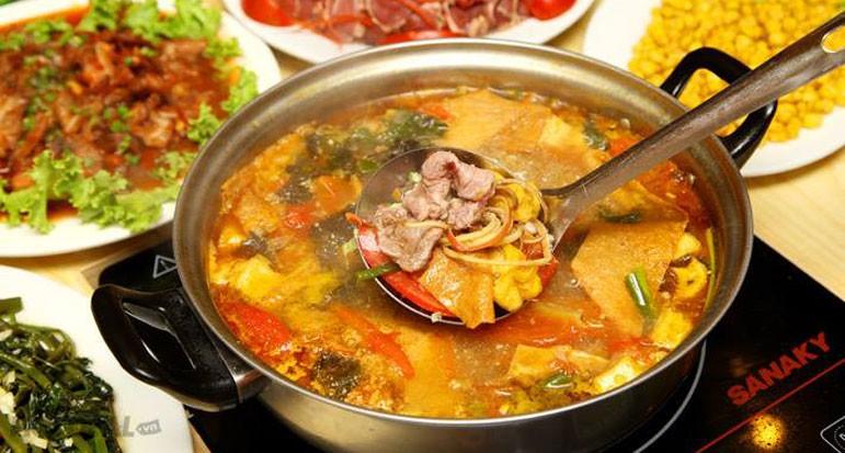 Nhà hàng Long Việt