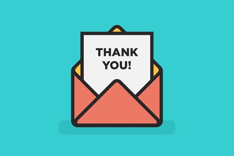 Lời cảm ơn trong luận văn là phần bạn không thể thiểu