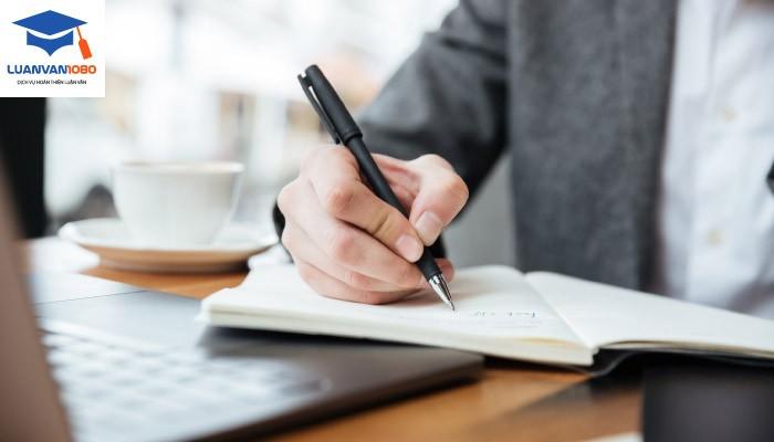 Cách viết luận văn thạc sĩ không phải ai cũng biết