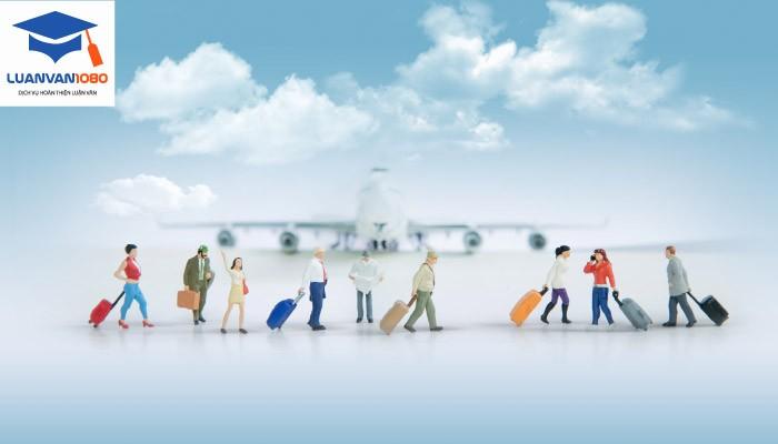 Danh sách 40 đề tài luận văn tốt nghiệp ngành du lịch lữ hành