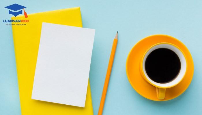 Cách sắp xếp tài liệu tham khảo trong luận văn