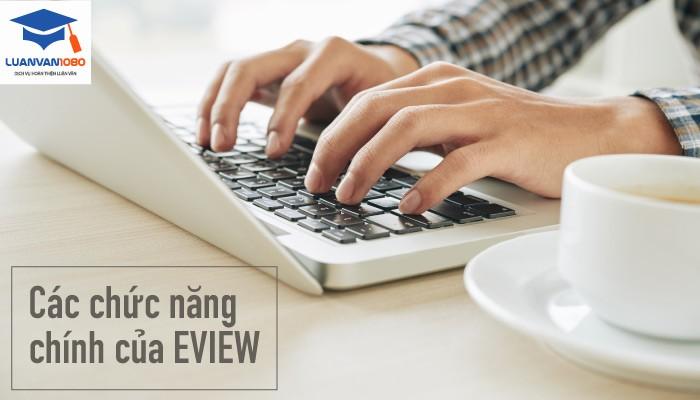 Giới thiệu về EVIEWS và cách download, cài đặt phần mềm eview 7, 8, 9, 10.