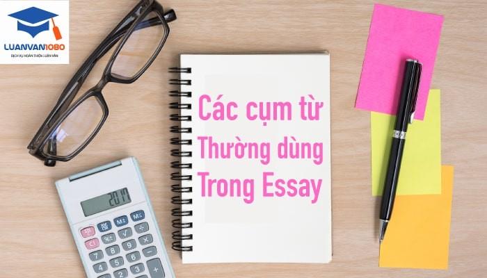 Hướng dẫn chi tiết cách sử dụng từ nối trong essay