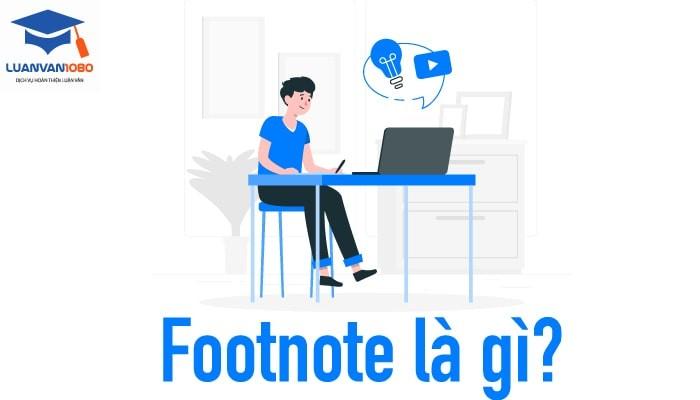 Footnote là gì?
