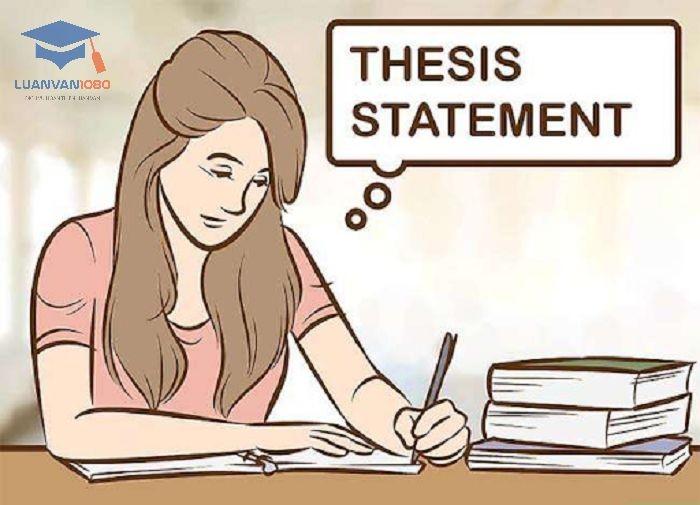 Băn khoăn nên viết câu luận đề sao cho hiệu quả?