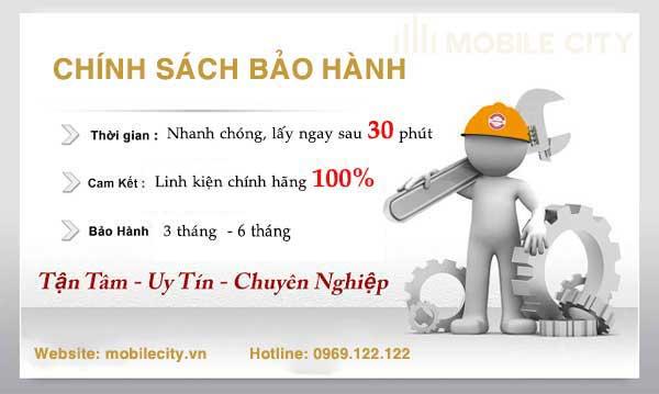 Chính sách bảo hành tại Quỳnh An Mobile