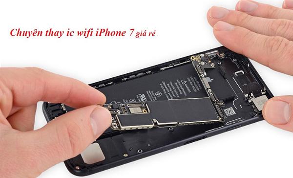 Thay, sửa IC WiFi iPhone 7