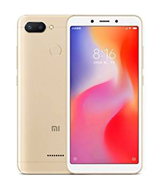 xiaomi-redmi-6-gold