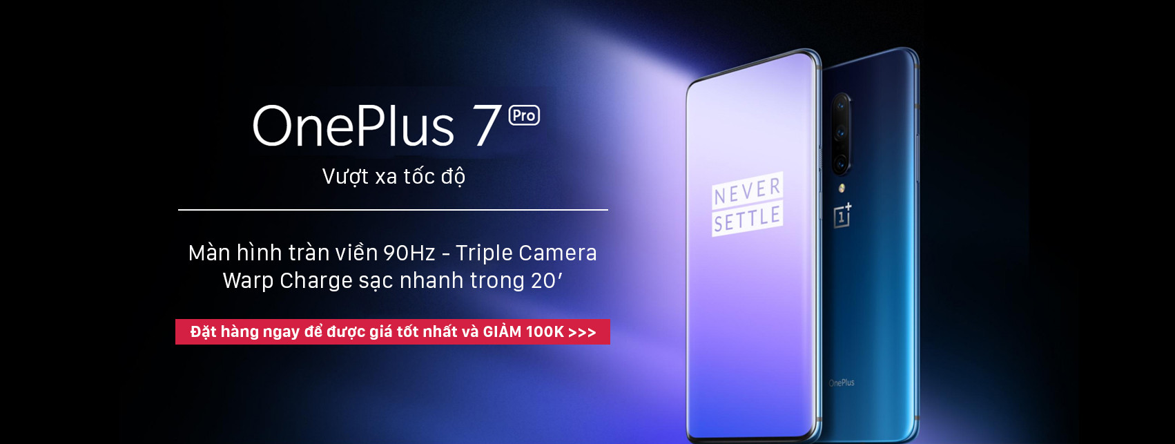 Đặt mua One Plus 7 Pro